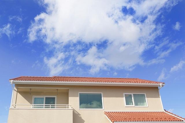 屋根の目視イメージ写真
