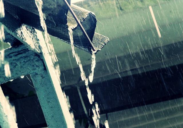 雨のイメージ