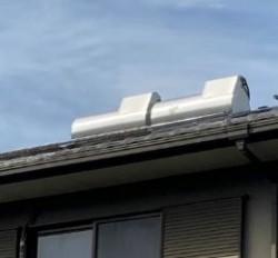 温水器撤去前(正面)