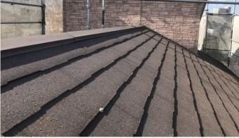 ジンカリウム屋根