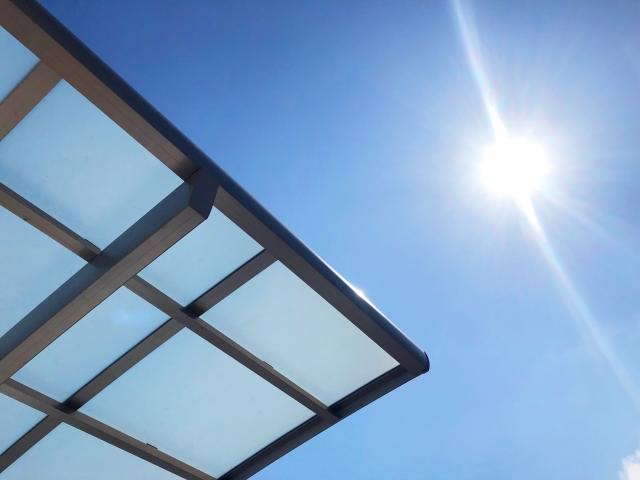 カーポート屋根