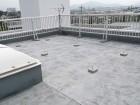 豊川市の事務所コンクリ―ト屋根防水工事ビフォー