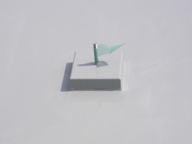 太陽光発電システム架台設置用の基礎アフター