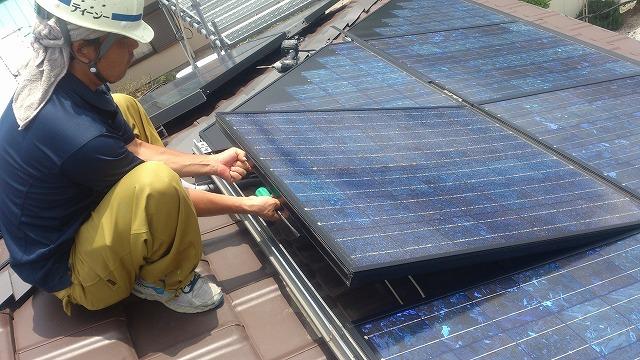 太陽光パネル2