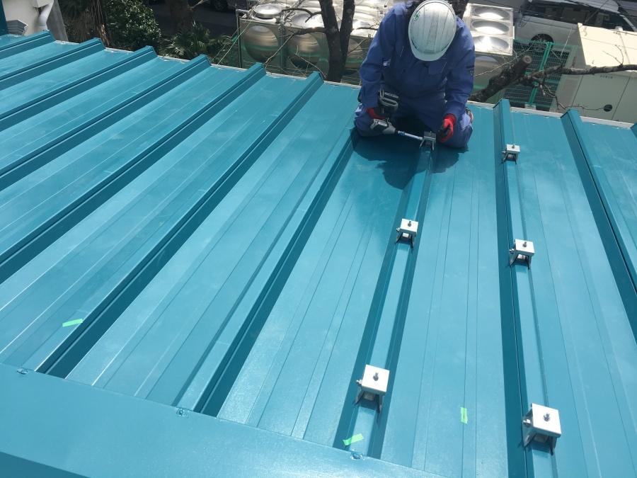 豊橋市で停電時に役立つ太陽光パネルの設置工事を行いました