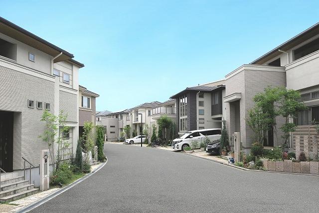 様々な住宅イメージ