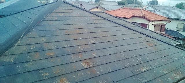 スレート屋根イメージ写真