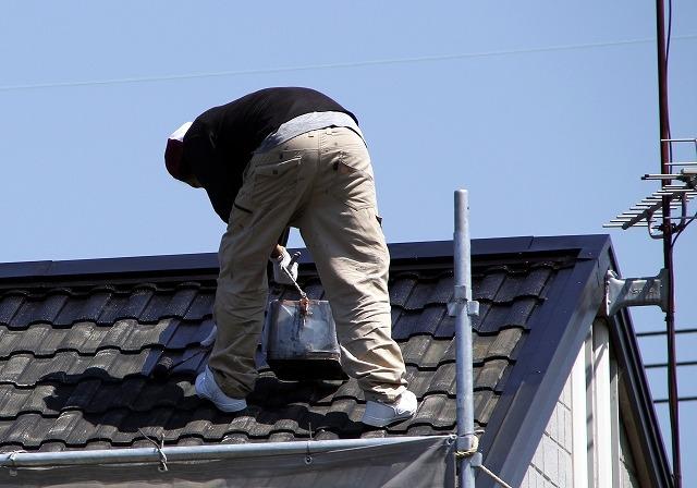 屋根工事のイメージ